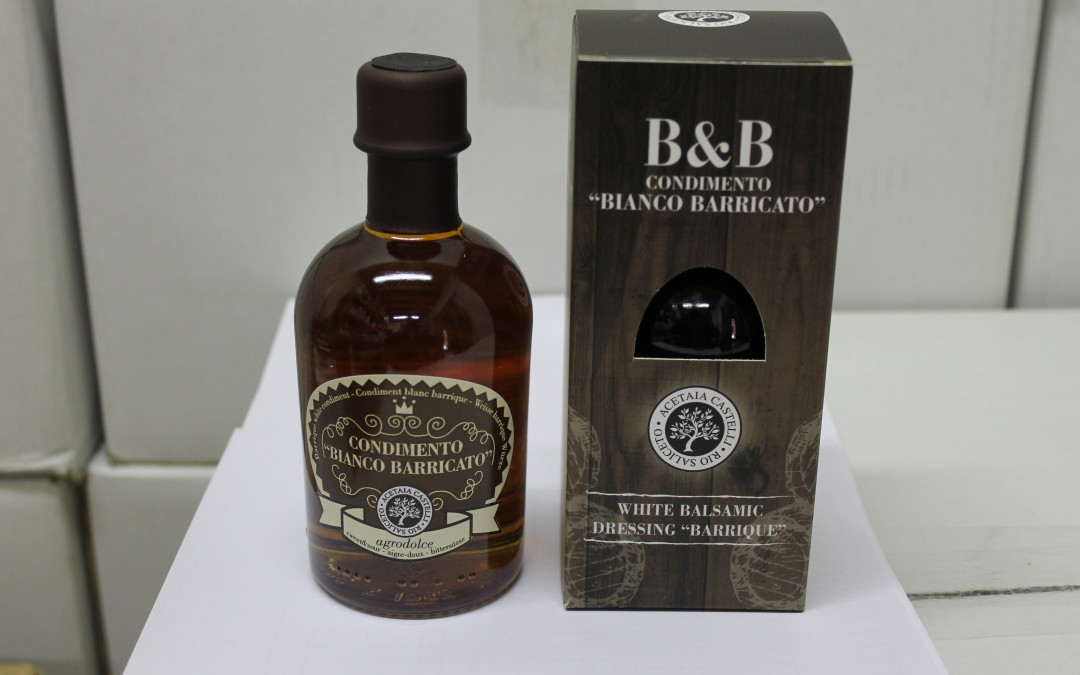 Bianco Barrique 250 ml.