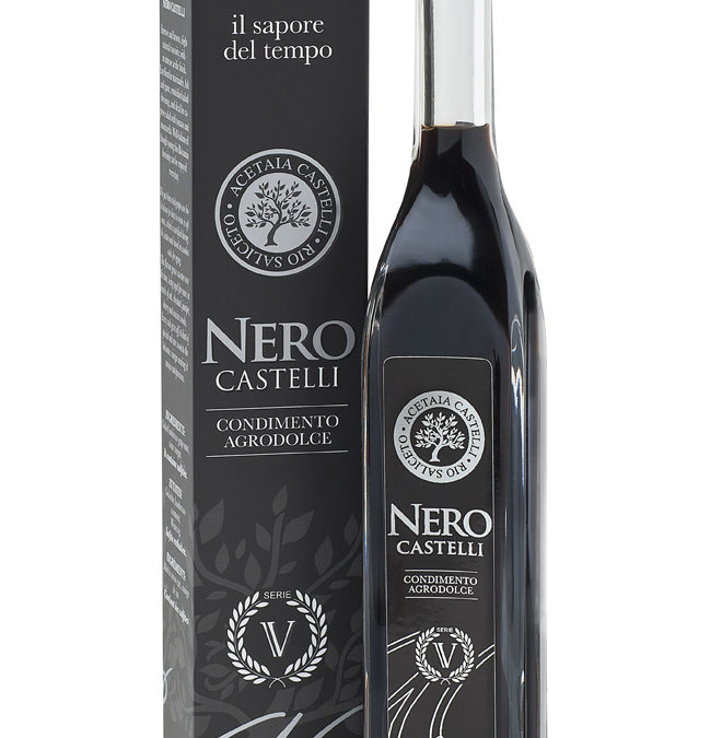 Nero Castelli 100 ml.