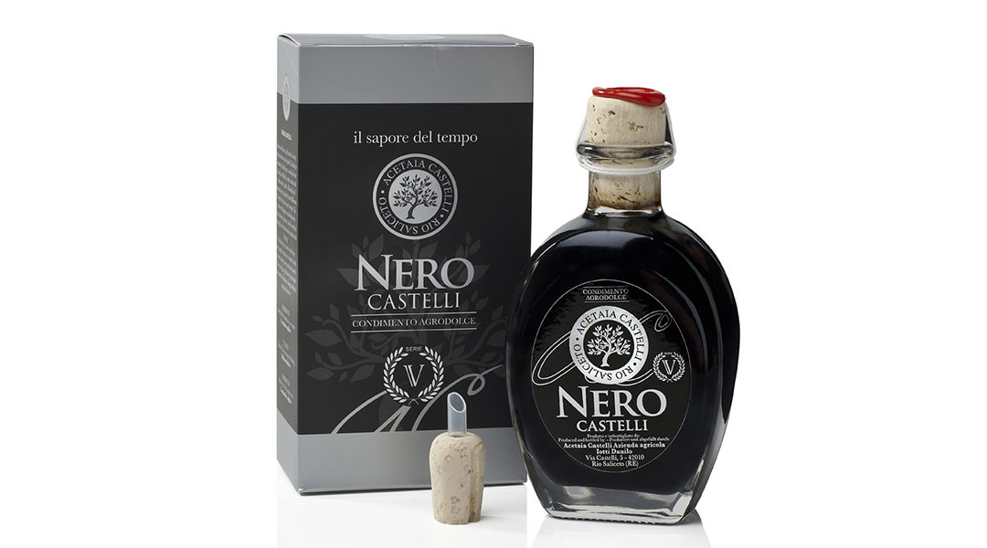Nero Castelli 250 ml.